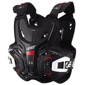 Leatt 2.5 Chest Protector black/red